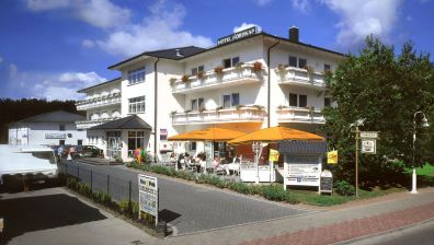 Hotelempfehlung - Hotel Nordkap - Usedom