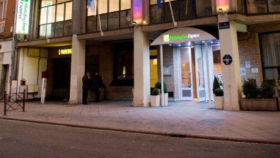 Hotelempfehlung - Holiday Inn Express LILLE CENTRE - Lille
