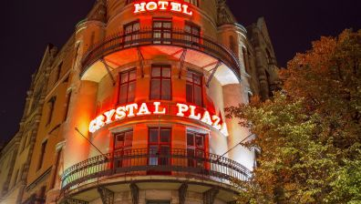 Hotelempfehlung - Crystal Plaza Hotel - Stockholm