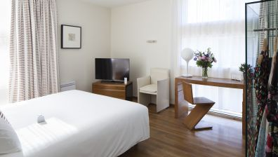 Hotelempfehlung - Hotel La Perouse - Nantes