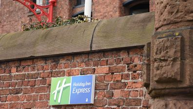 Hotelempfehlung - Holiday Inn Express LIVERPOOL - ROYAL ALBERT DOCK - Liverpool