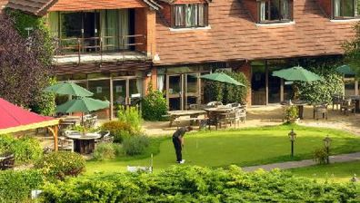 Hotelempfehlung - Golf and Country Club Abbey Hotel - Redditch