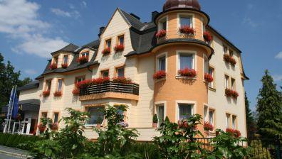 Hotels In Bad Steben Entspannung Im Staatsbad