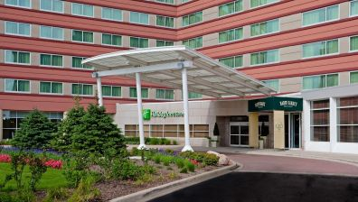 Hotelempfehlung - Holiday Inn & Suites CHICAGO O'HARE - ROSEMONT - Rosemont (Illinois)