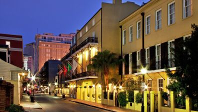 Hotelempfehlung - Holiday Inn FRENCH QUARTER-CHATEAU LEMOYNE - New Orleans (Louisiana)