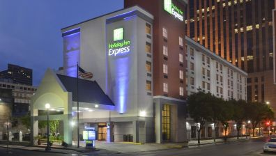 Hotelempfehlung - Holiday Inn Express NEW ORLEANS DWTN - FR QTR AREA - New Orleans (Louisiana)