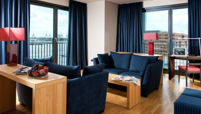 Hotelempfehlung - Hotel Clipper Elb-Lodge Apartments Excellent - Hamburg
