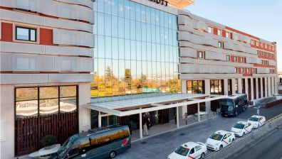 Hotelempfehlung - Madrid Marriott Auditorium Hotel & Conference Center - Madrid