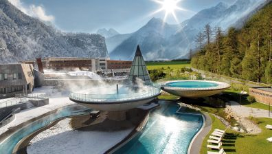 Hotelempfehlung - Hotel Aqua Dome Tirol Therme - Längenfeld