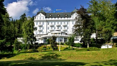 Hotelempfehlung - Hotel Esplanade Spa and Golf Resort - Marienbad