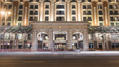 Hotelempfehlung - Hotel The Ritz-Carlton Moscow - Moscow