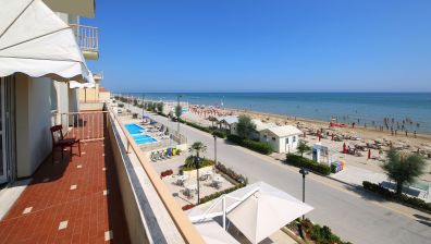 Hotelempfehlung - Hotel Caravel - Fano
