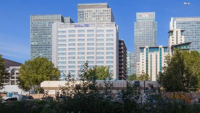 Hotelempfehlung - Hotel Hilton London Canary Wharf - London