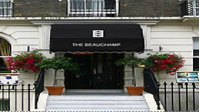 Hotelempfehlung - The Beauchamp A Grange Hotel - London