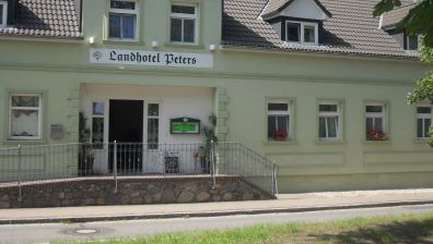 Hotelempfehlung - Peters Landhotel - Wustrow - Canow