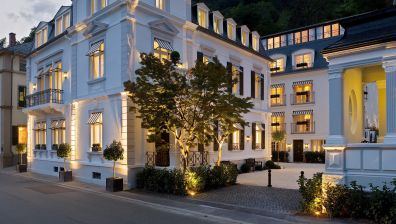 Hotelempfehlung - Boutiquehotel Heidelberg Suites - Small Luxury Hotels of the World - Heidelberg
