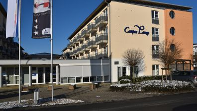 Hotelempfehlung - Hotel Boardinghaus Campus Lounge - Paderborn