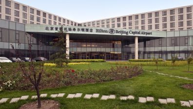 Hotelempfehlung - Hotel Hilton Beijing Capital Airport - Peking