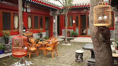 Hotelempfehlung - Ji House Courtyard Hostel - Peking