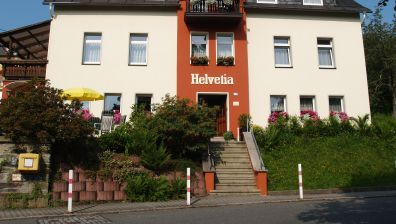 Hotelempfehlung - Pension Helvetia - Bad Elster
