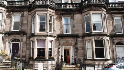 Hotelempfehlung - Hotel The St. Valery Guest House - Edinburgh