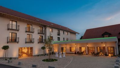 Hotelempfehlung - Hotel Forster am See Gasthaus - Eching
