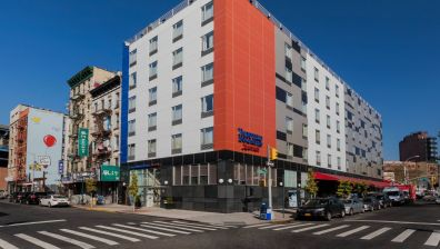 Hotelempfehlung - Fairfield Inn & Suites New York Manhattan/Downtown East - New York (New York)