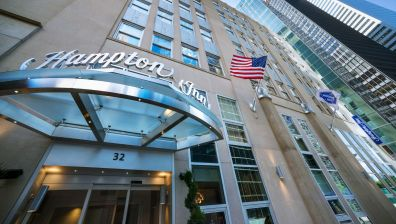 Hotelempfehlung - Hampton Inn Manhattan-Downtown-Financial District NY - New York (New York)