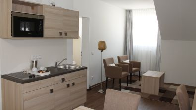 Hotelempfehlung - Hotel Prime 20 Serviced Apartments - Frankfurt am Main