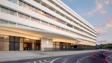 Hotelempfehlung - Hotel DoubleTree by Hilton Wroclaw - Breslau