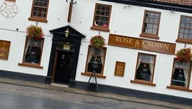 Hotelempfehlung - Hotel The Rose and Crown - York