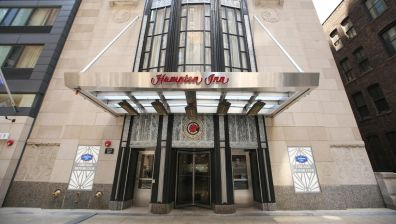 Hotelempfehlung - Hampton Inn Chicago Downtown-N Loop-Michigan Ave IL - Chicago (Illinois)
