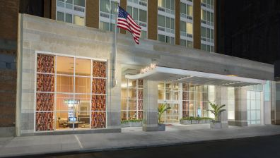 Hotelempfehlung - Hampton Inn Manhattan-Times Square Central NY - New York (New York)