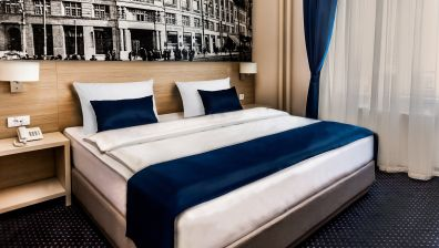 Hotelempfehlung - Hotel Five Points Square City Center - Belgrad
