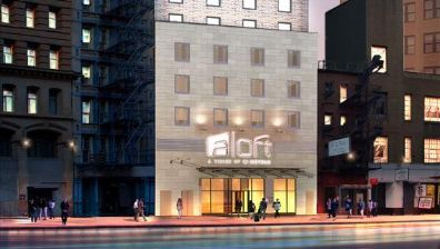 Hotelempfehlung - Hotel Aloft Manhattan Downtown - Financial District - New York (New York)