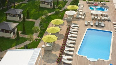 Hotelempfehlung - Hotel City Holiday Resort & SPA - Kiew