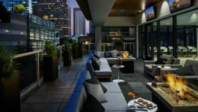 Hotelempfehlung - Hilton Garden Inn Seattle Bellevue Downtown WA - Bellevue (Washington)