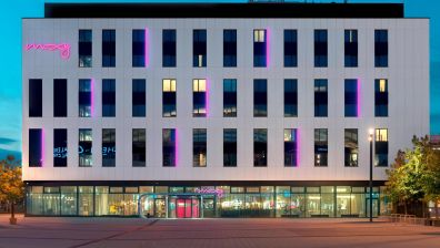 Hotelempfehlung - Hotel Moxy Ludwigshafen Moxy Ludwigshafen - Ludwigshafen am Rhein