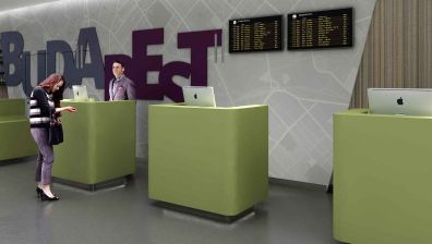 Hotelempfehlung - Hotel ibis Styles Budapest Airport - Budapest