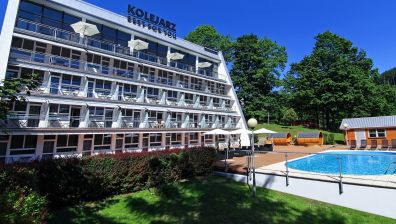 Hotelempfehlung - Hotel Kolejarz Best For You - Ustroń
