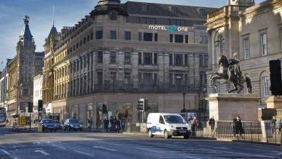 Hotelempfehlung - Motel One - Princes - Edinburgh