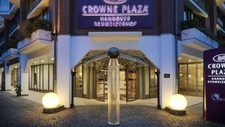 Hotel Crowne Plaza HANNOVER - 4 star hotel