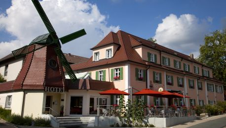 Hotel Windmuhle Ansbach 3 Hrs Sterne Hotel Bei Hrs Mit