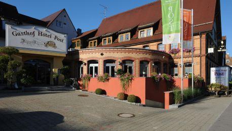 Hotel Post Gasthof Laichingen 3 Hrs Sterne Hotel Bei Hrs Mit