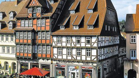 Hotel Theophano Quedlinburg 4 Sterne Hotel Bei Hrs Mit Gratis