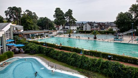 Vital Hotel Das Thermenhotel Bad Lippspringe 4 Hrs Sterne Hotel