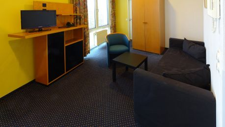 Hotel Plaza Suites Russelsheim Hotel 3 Hrs Etoiles