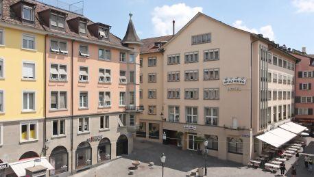 Wellenberg Boutiquehotel Zürich 4 Sterne Hotel Bei Hrs Mit Gratis