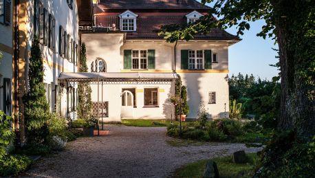 Schlossgut Oberambach Das Biohotel am Starnberger See Münsing - 4 ...