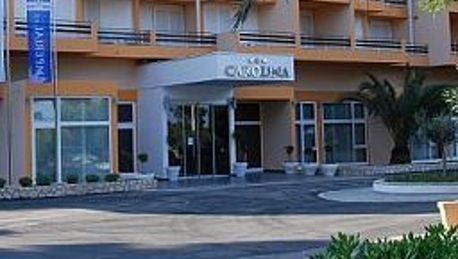 Carolina Hotel Residence Rab 3 Hrs Sterne Hotel Bei Hrs Mit